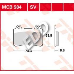TRW MCB584SV