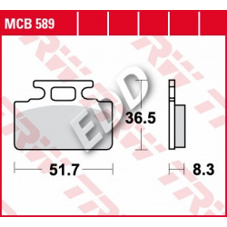 TRW MCB589