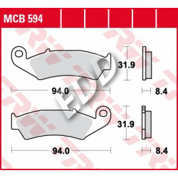 TRW MCB594