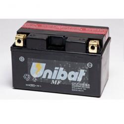 Аккумулятор UNIBAT CTZ10S-BS (12V,9AH, 150 X 87 X 93), АНАЛОГ YUASA YTZ10S