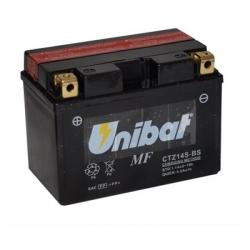 Аккумулятор UNIBAT CTZ14S-BS (12V,11AH, 150 X 87 X 110), АНАЛОГ YUASA YTZ14S