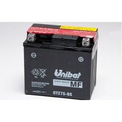 Аккумулятор UNIBAT CTZ7S-BS (12V, 6AH, 113 X 70 X 105), АНАЛОГ YUASA YTZ7S