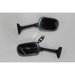 Комплект неоригинальных зеркал для мотоцикла SUZUKI SV 650 / 1000S - 2003-2006