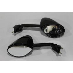Комплект неоригинальных зеркал для мотоцикла KAWASAKI ZX14R/ZZR-1400 2006-2010