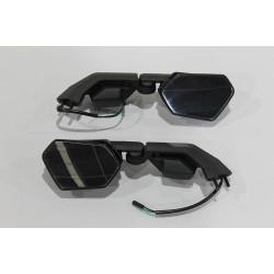 Комплект неоригинальных зеркал для мотоцикла KAWASAKI ZX-10R - 2008-2010