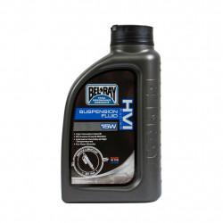 [BEL-RAY] Масло для амортизатора HVI Racing Suspension Fluid 15W 1л