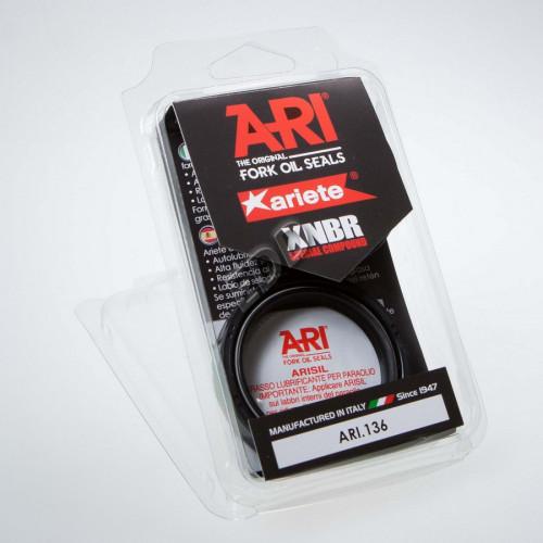 Сальники вилки (комплект) ARI.136