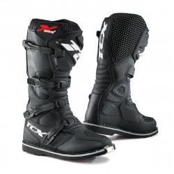 [TCX] Мотоботы X-BLAST, цвет Черный