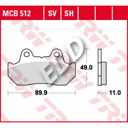 TRW MCB512