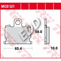 TRW MCB521